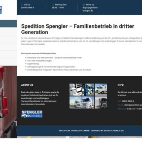 SPEDITION SPENGLER GmbH